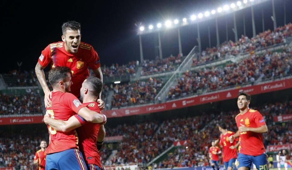 Film do artykułu: Hiszpania - Anglia, Liga Narodów UEFA [gdzie oglądać, transmisja, stream, online, na żywo, wynik meczu]