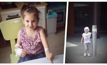 Łomża. Pomóż w walce o życie małej Samiry