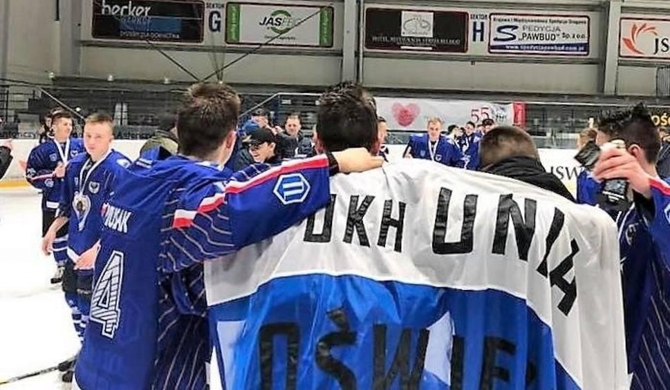 Film do artykułu: Hokej, CLJ. Mistrzowska drużyna Unii Oświęcim musi mieć szansę rozwoju
