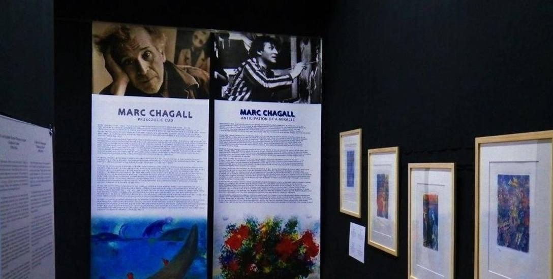 Muzeum Ziemi Pałuckiej pokaże oryginalne dzieła Marca Chagalla. Pochodzą z prywatnej kolekcji rodziny Kesauri.