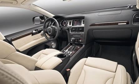 Audi Q7 w nowej wersji na polskim rynku