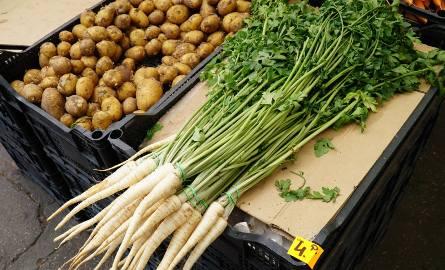 Ceny ziemniaków zaczną spadać, jak rozpoczną się wykopki