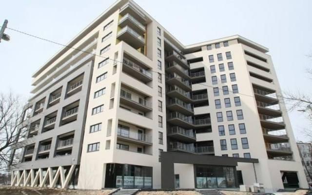Oprócz oryginalnie zaprojektowanej architektury, budynek Becher Eleven ma dodatkowy walor w postaci bogatej kolorystyki.