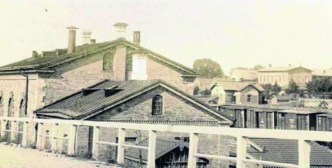 Fabryka odlewnicza i budowy maszyn Antoniego Wieczorka w 1897 r.