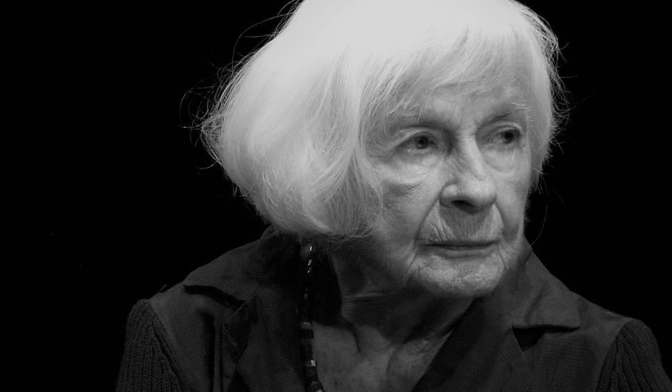 Film do artykułu: Nie żyje aktorka Danuta Szaflarska. Miała 102 lata [WIDEO]