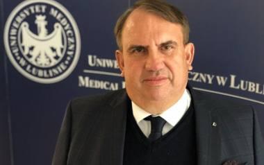 Prof. Wojciech Załuska, nowy rektor Uniwersytetu Medycznego w Lublinie