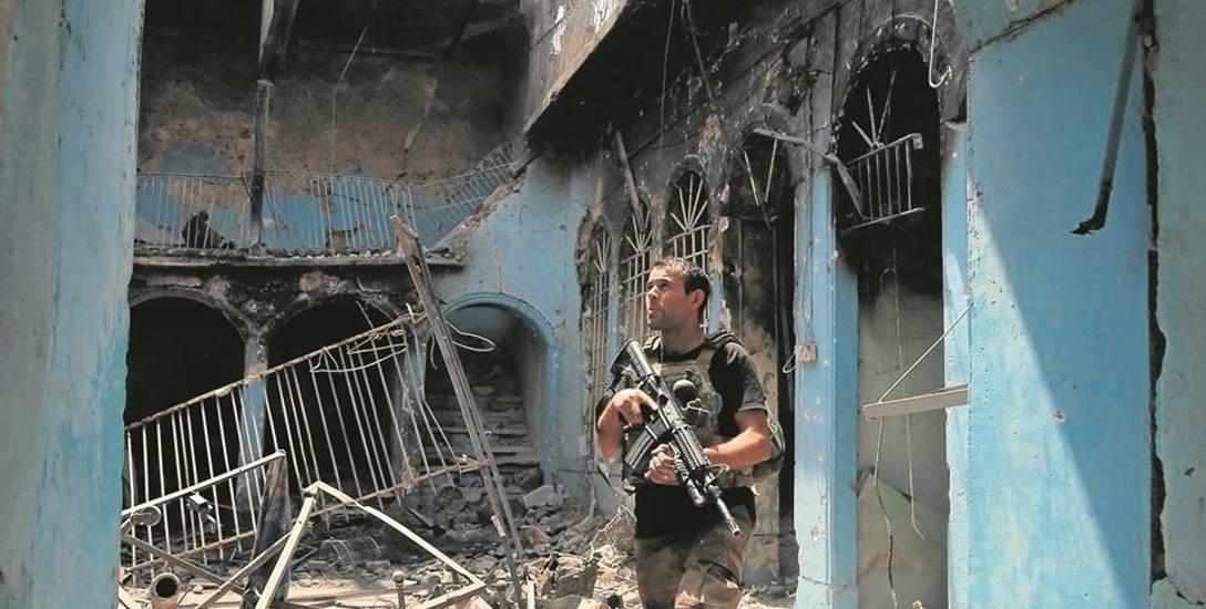 Łukasz z Bydgoszczy szkolił kurdyjskich żołnierzy