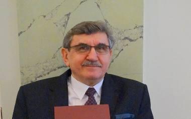 Ireneusz Kotela, 11 stycznia, krótko po otrzymaniu tytułu profesora z rąk Prezydenta Andrzeja Dudy