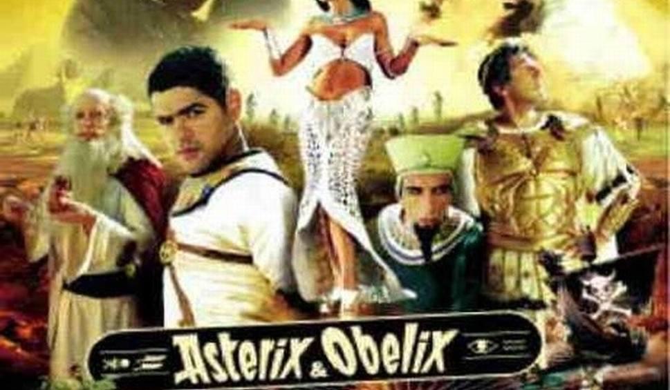 Asterix I Obelix Misja Kleopatra