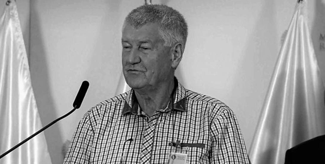 Wieloletni zastępca dyrektora Instytutu Ogrodnictwa do spraw naukowych Edward Żurawicz