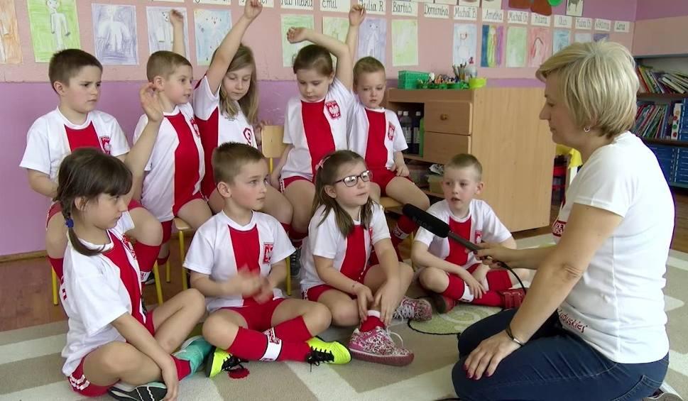 Film do artykułu: MAŁE MĄDRALE ODC. 7. Co to jest sport? Jak się kibicuje? Odpowiedzi przedszkolaków mogą zaskoczyć!