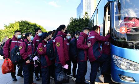 """Epidemia koronawirusa [MAPA] Chiny: W Wuhan, gdzie """"narodził się"""" zabójczy wirus nCoV, wciąż przebywają Polacy [WIDEO]"""