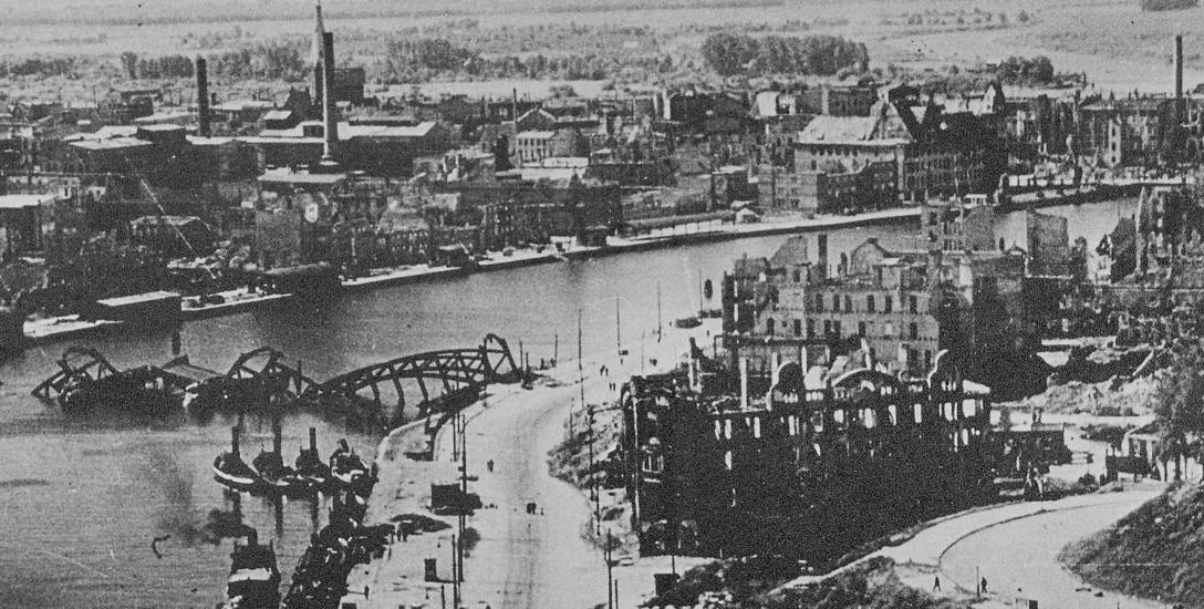 Jak Sowieckie uderzenie ominęło Szczecin i poszło na zachód. To był koniec wojny