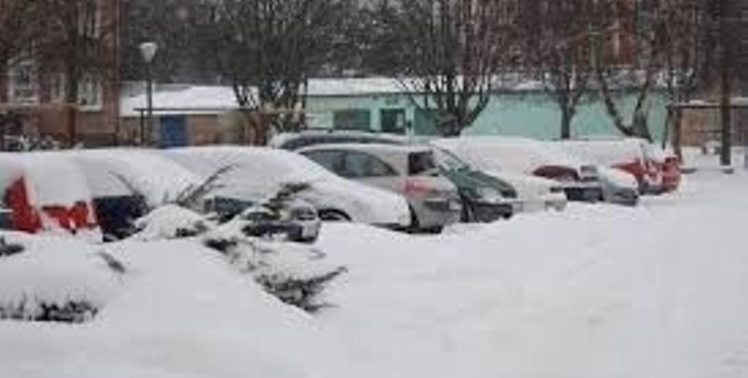Oto współczesne zimy, co im tam do tych sprzed pół wieku.