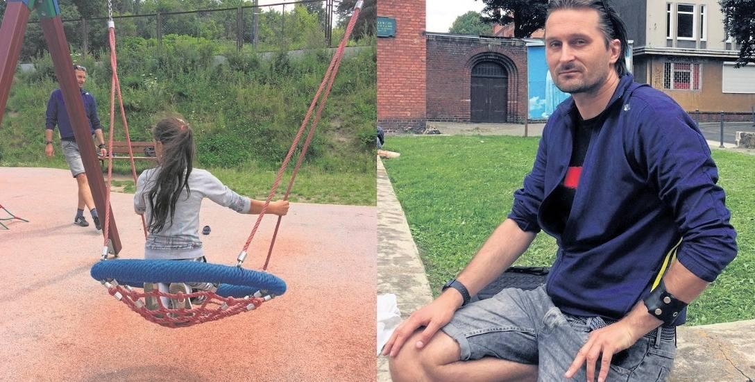 Tomasz Nowicki z Centrum Wsparcia Imigrantów codziennie wyrusza na ulice Gdańska, wypatrując dzieci proszących o datki