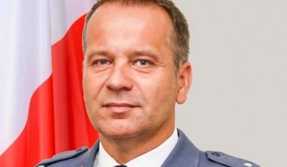 Film do artykułu: Nadinspektor Dariusz Augustyniak zastępcą komenda głównego policji