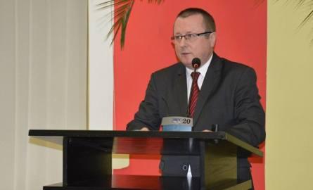 Krzysztof Debich znów starostą w Kutnie