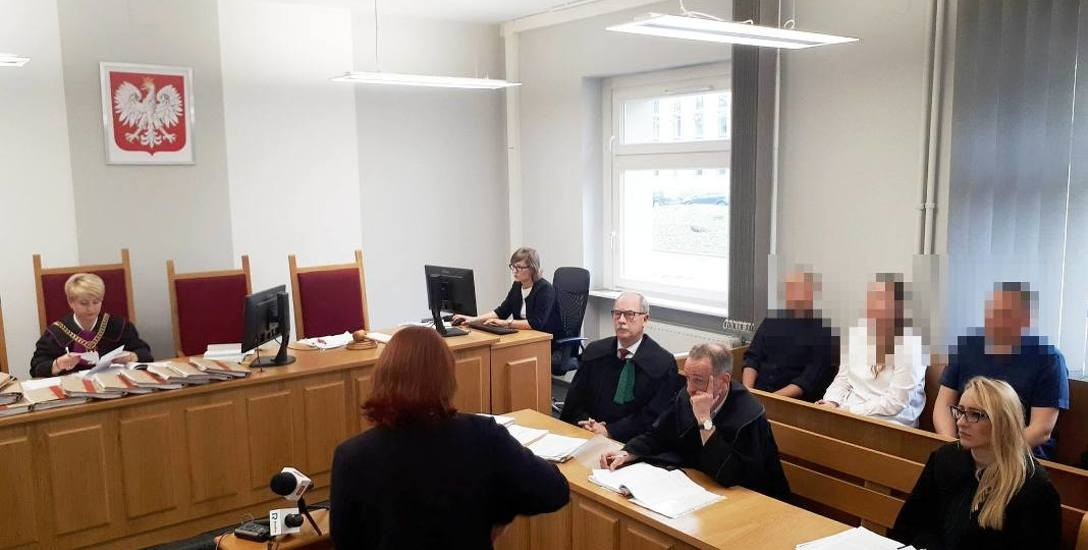 Proces policjantów toczy się w Sądzie Rejonowym Poznań Nowe Miasto i Wilda