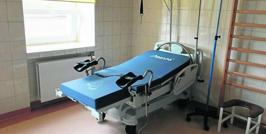 Porodówka będzie zawieszona na czas planowanego remontu