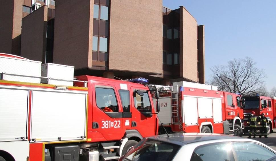 Film do artykułu: Alarm bombowy i chemiczny w tarnobrzeskim sądzie!