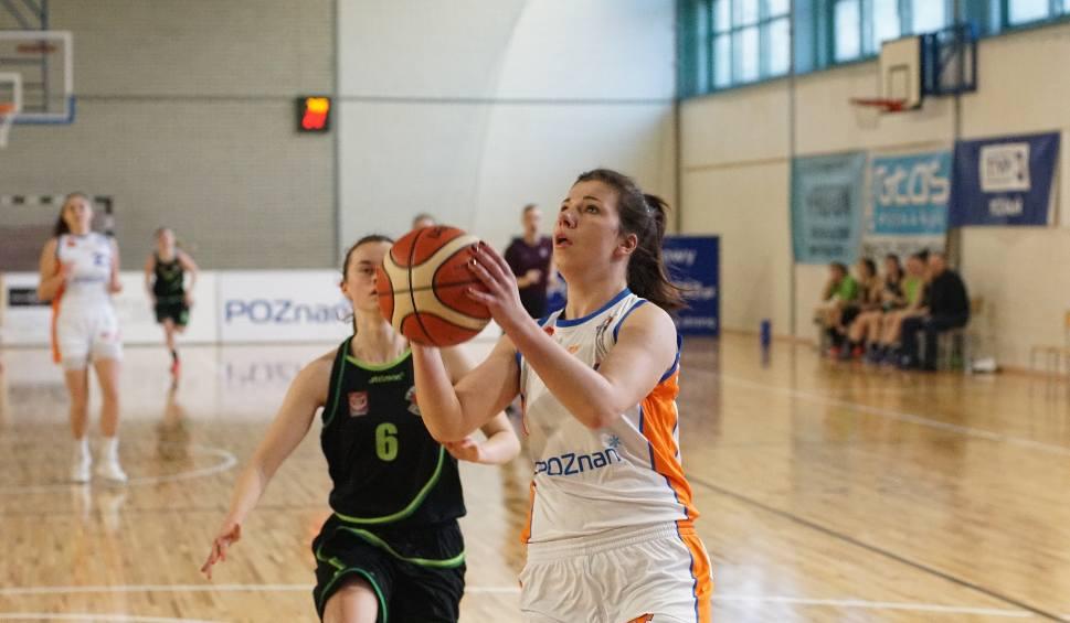 Film do artykułu: Derby Poznania: MUKS lepszy od Enei AZS pierwszego dnia mistrzostw Polski koszykarek do lat 22