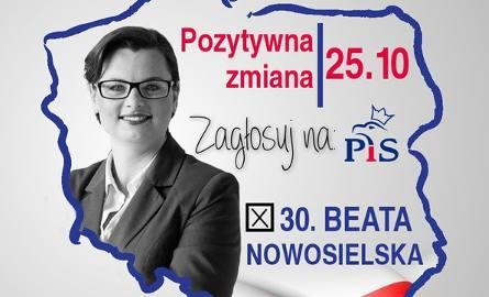 Beata Nowosielska była dyrektor departamentu edukacji i komunikacji w Ministerstwie Środowiska