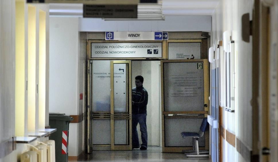 Film do artykułu: Porodówka przy Kamieńskiego zamknięta do 2 listopada. Brakuje lekarzy