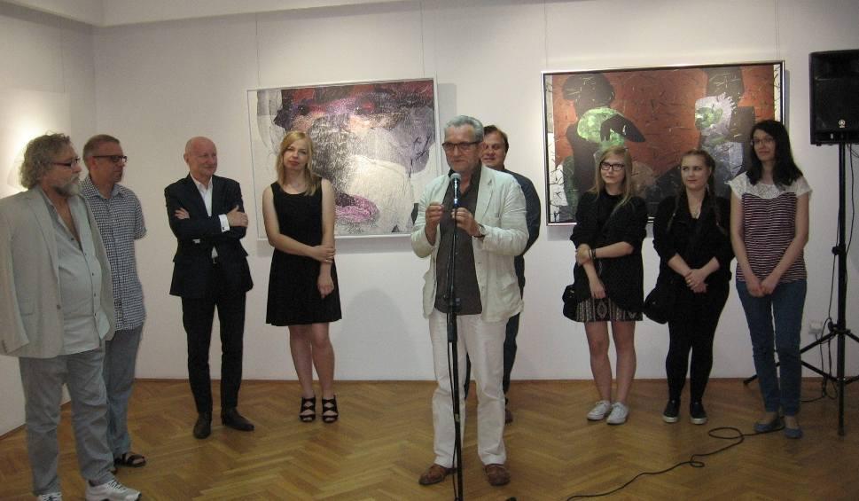Film do artykułu: Nowa wystawa w Galerii Łaźnia w Radomiu. Swoją sztukę pokazali studenci Wydziału Sztuki radomskiego Uniwersytetu oraz ich nauczyciele