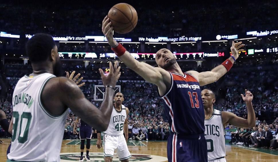 Film do artykułu: Marcin Gortat krok od zakończenia sezonu NBA