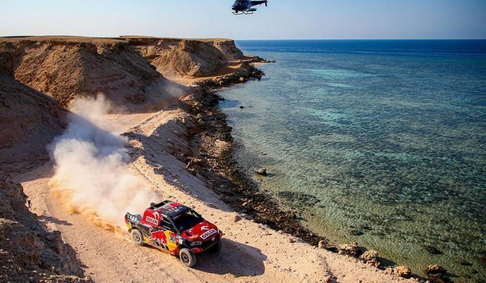Film do artykułu: Rajd Dakar 2021. Udany start zawodników ORLEN TEAM