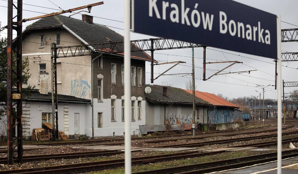 Film do artykułu: Kraków. Nie przejdziesz już przez tory przy Bonarce