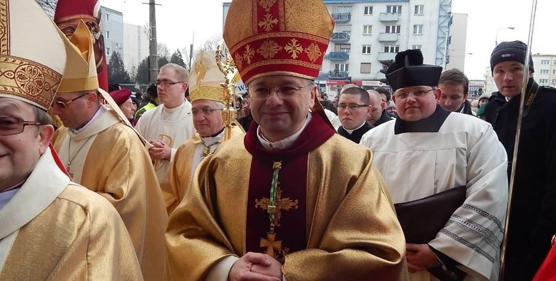 Biskup Lityński zaapelował do wiernych.