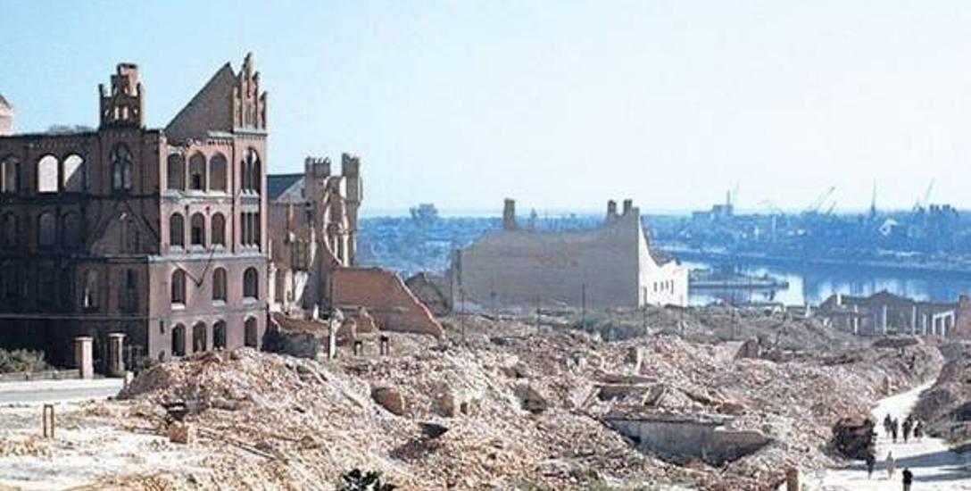 Jak Brytyjczycy zniszczyli Szczecin