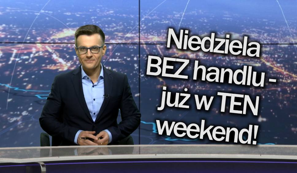 Film do artykułu: [08.03.2018] INFO Z POLSKI | Pierwsza niedziela z zakazem handlu i zmiany w prawie łowieckim, które oburzyły myśliwych
