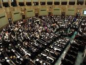 Wybór pięciu sędziów Trybunału Konstytucyjnego unieważniony! Posłowie PO wyszli z sali [VIDEO]