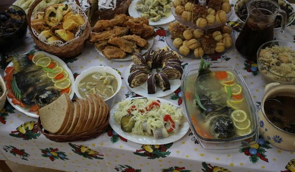 Potrawy Wigilijne 12 Tradycyjnych Potraw Wigilijnych Małopolskich