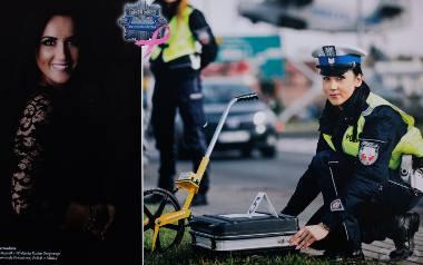 Piękne policjantki z Podkarpacia na kartach charytatywnego kalendarza. Policyjna akcja wesprze amazonki w ich walce z rakiem [ZDJĘCIA]
