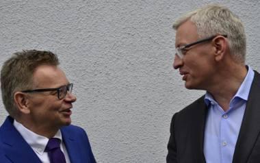 Tadeusz Zysk jest najpoważniejszym kontrkandydatem Jacka Jaskowiaka w wyścigu o prezydenturę Poznania.