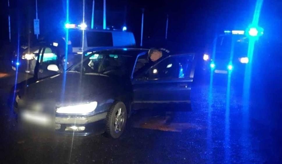 Film do artykułu: Policyjna strzelanina koło Sulechowa. Pijany kierowca chciał zepchnąć radiowóz z drogi [ZDJĘCIA]