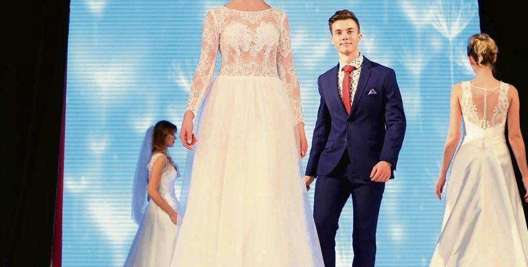 Nie tylko suknie ślubne.  Trendy ślubne 2018