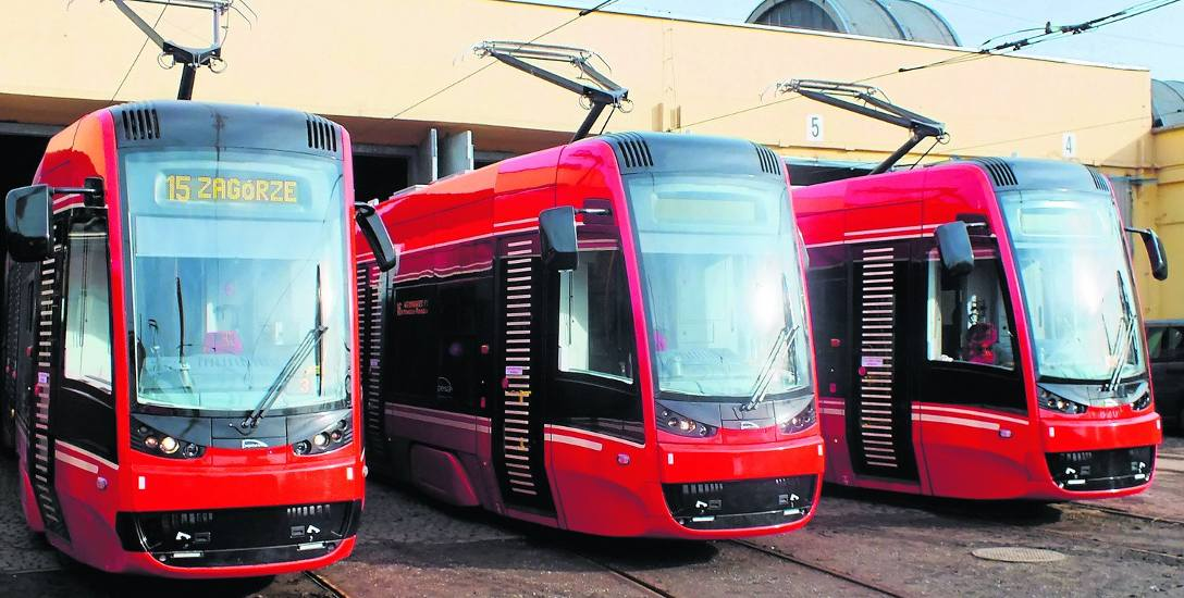 Tramwaje Śląskie chcą kupić nowe tramwaje