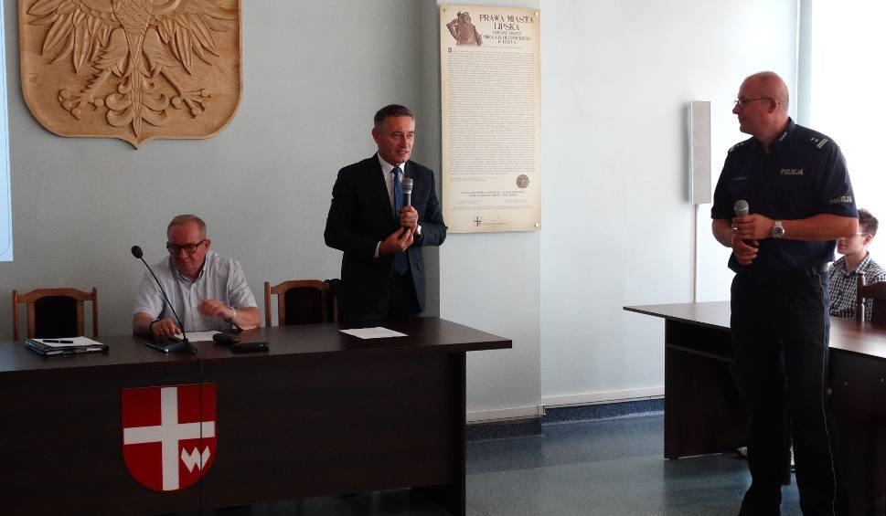 Film do artykułu: W Lipsku odbyła się kolejna debata o bezpieczeństwie. Policjanci, mieszkańcy i samorządowcy stwierdzili, że nie ma zbyt wielu zagrożeń