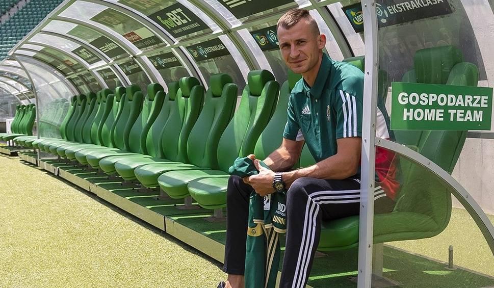 Film do artykułu: Mateusz Radecki został piłkarzem Śląska Wrocław