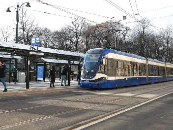 Przystanek wiedeński powstał na ul. Basztowej w rejonie dworca