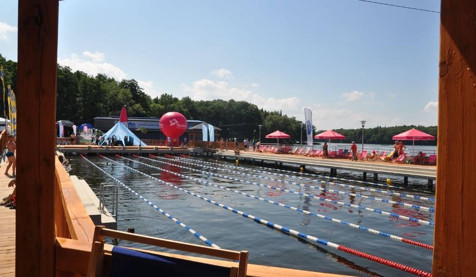 Film do artykułu: Można się już kąpać na plaży miejskiej w Szczecinku