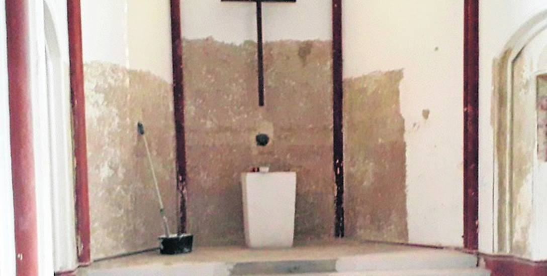 Kościół w Karcinie przechodzi gruntowny remont. Nazwiska wspierających go finansowo mają trafić na pamiątkową tablicę