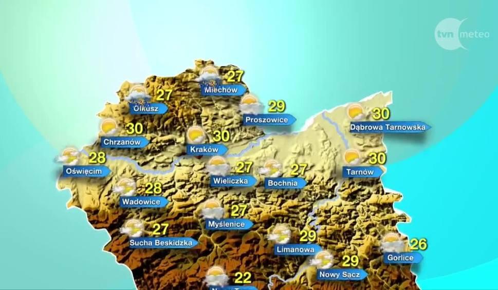 Film do artykułu: Pogoda na środę, 16 sierpnia. Wrócą upały, a wraz z nimi burze