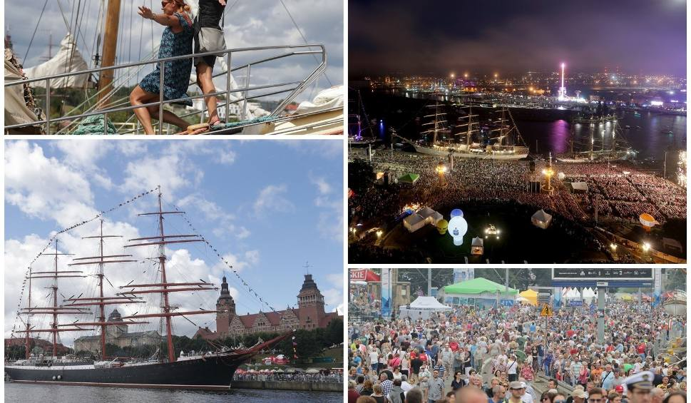 Film do artykułu: Finał regat The Tall Ships Races 2021 w Szczecinie! [WIDEO]