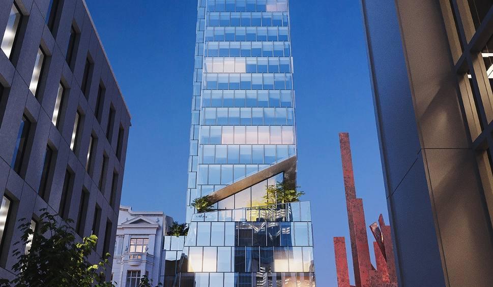 Film do artykułu: Będzie łódzki drapacz chmur na działce Misztala przy Piotrkowskiej. Nowy plan hotelu Misztala wysokiego 100 metrów 22.12.2019