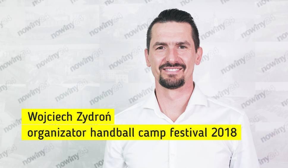 Film do artykułu: Wojciech Zydroń, organizator Zydroń Handball Camp&Festival 2018: Chcemy zaszczepić w młodzieży piłkę ręczną [STADION]